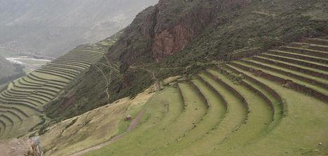 Terracing Peru Inspiration Image by Original Eve