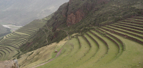 Terracing Peru Inspiration Image by Original Eve