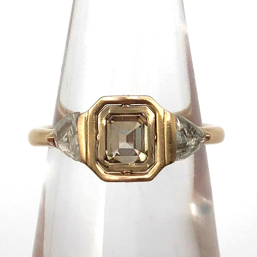 Diamond Macle Side Stones