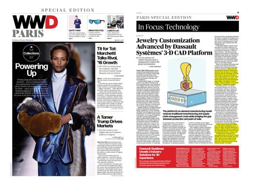 WWD: Digital Daily Interview