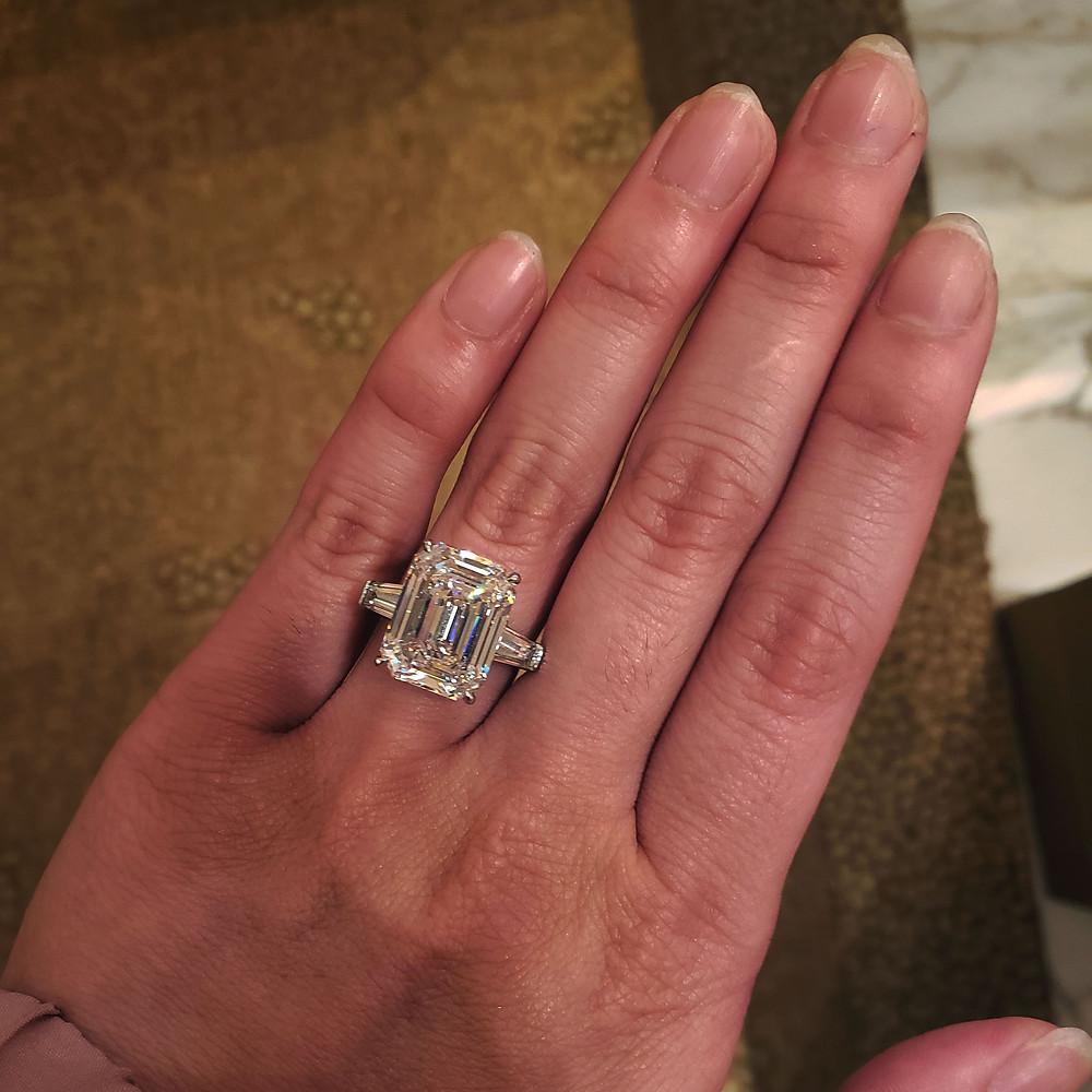 Bulgari diamond ring