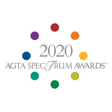 AGTA Announces the 2020 AGTA Spectrum Awards™ Winners