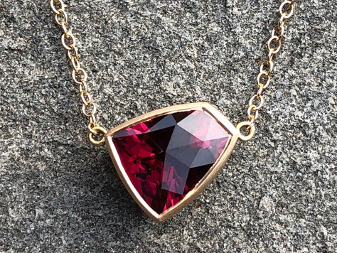 Inside The Collection: January Birthstone