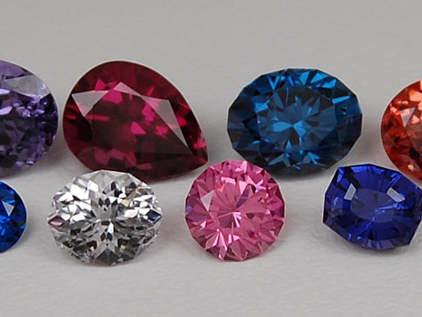 August Birthstone 2: Spinel