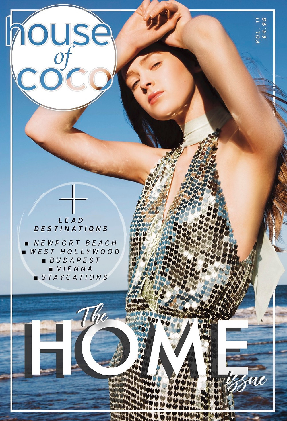 House of Coco Volume 11 Home Issue