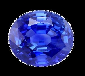 Sapphire Oval Original Eve Jewelry Gemstones