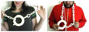 Arthur Hash 3D Printed Necklace