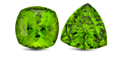 August Birthstone: Peridot (and Sardonyx)
