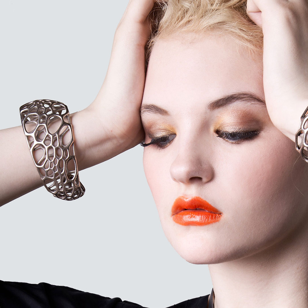 Shapeways 3D Printed Jewelry