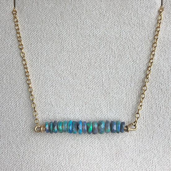 Krystal Opal Necklace