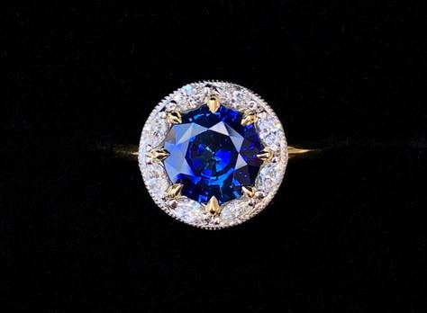 Sapphire Stunner