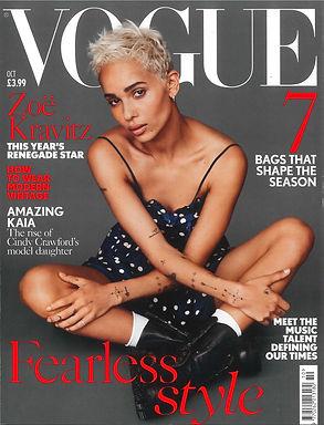 Vogue U.K. October 2017: Vogue's Jewellery Fix