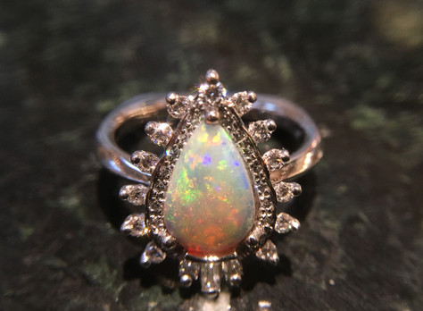EMERGENCY Engagement Ring