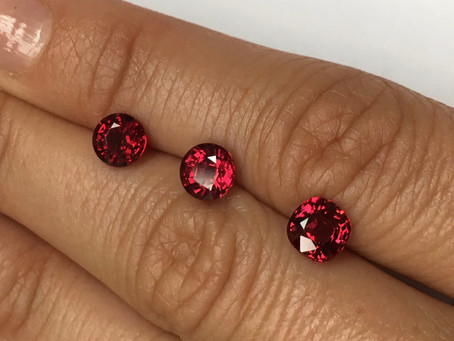 Rubies Are Red.