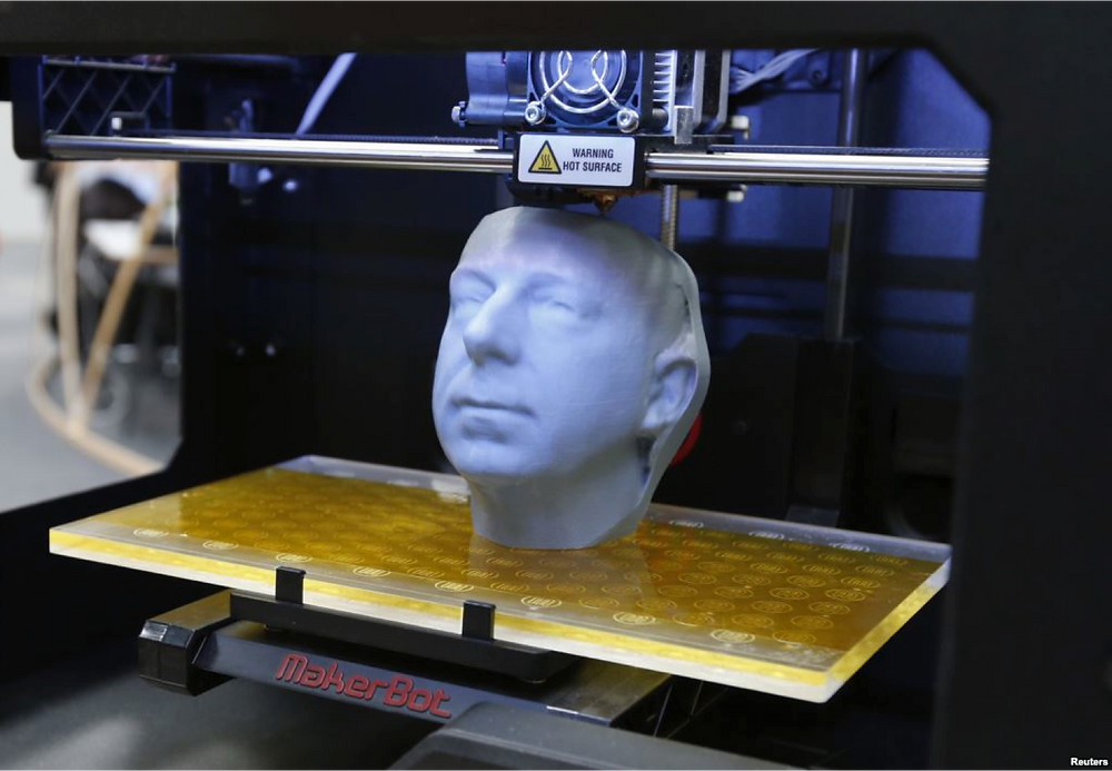 3D Printing Additive Manufacturing
