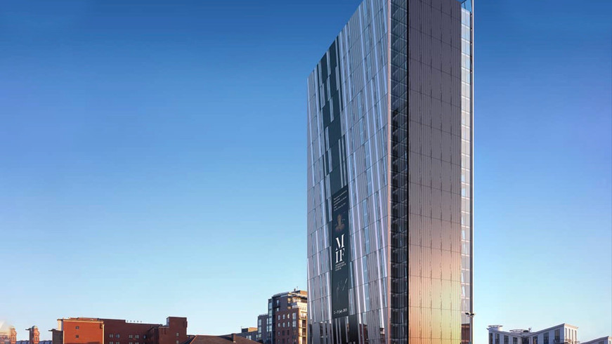 Axis Tower Manchester