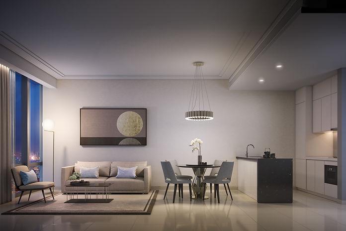 20180710 R1 Interior - Living _ Dining (
