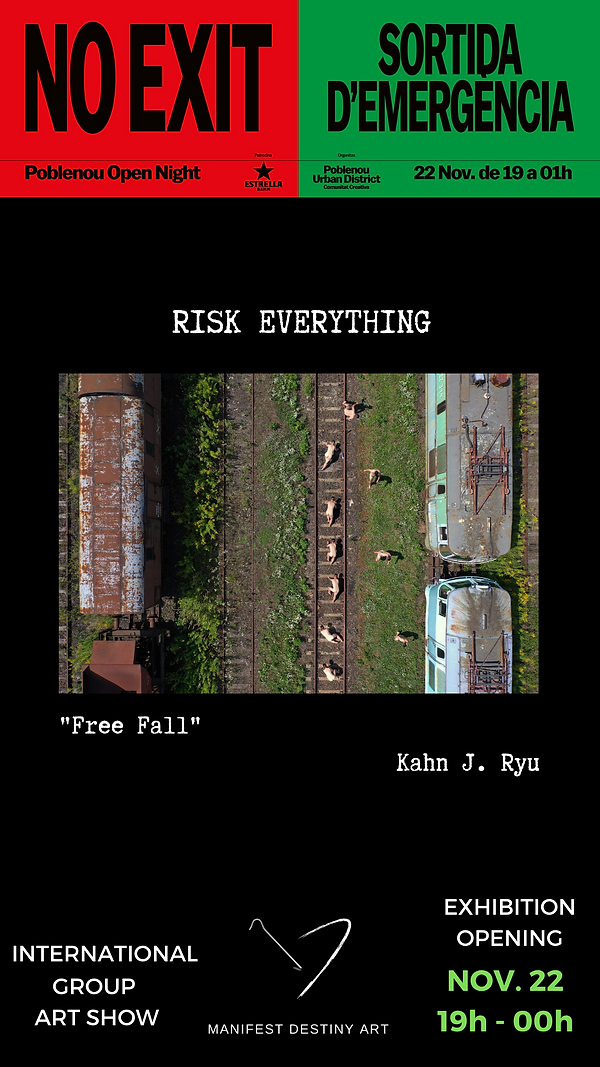 Risk Everything_Poster