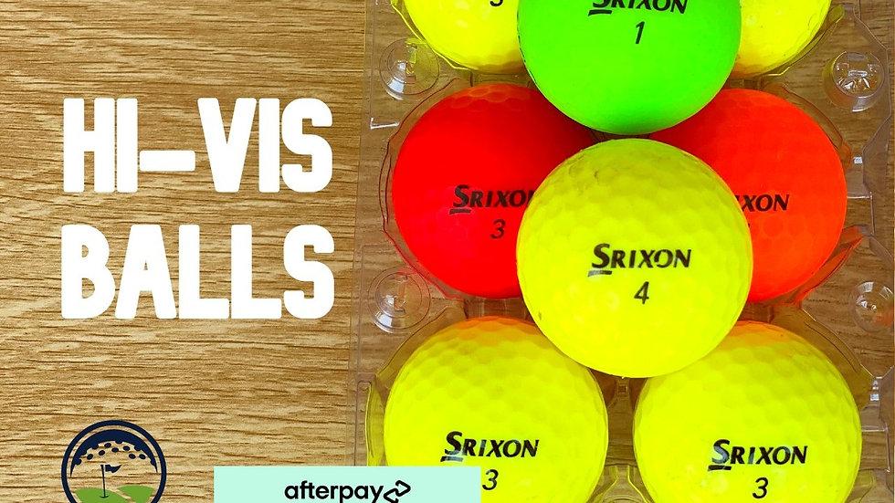 Hi-Visibility Balls