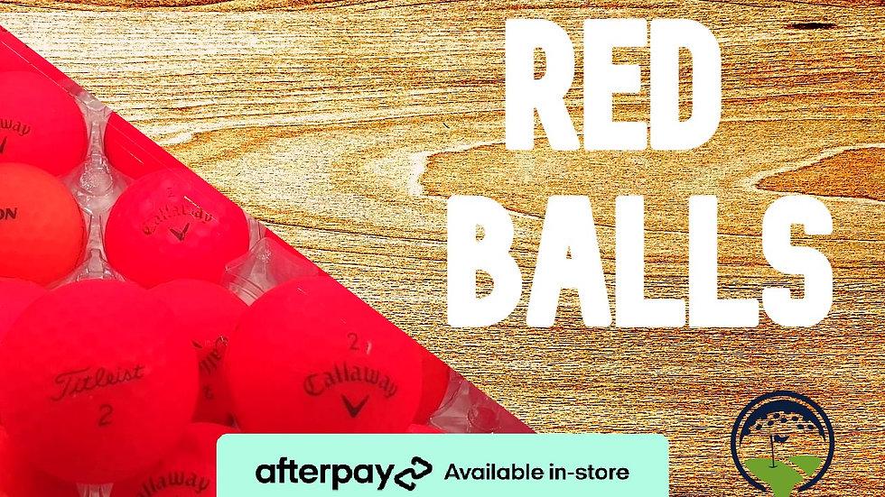 Red Balls Mix