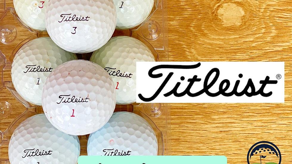 Titleist Value Mix