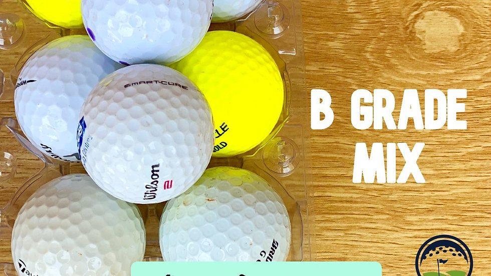 B Grade Value Mix