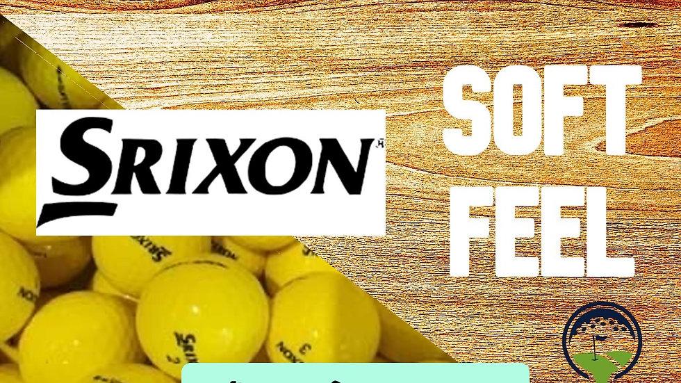 Srixon Soft Feel - Yellow