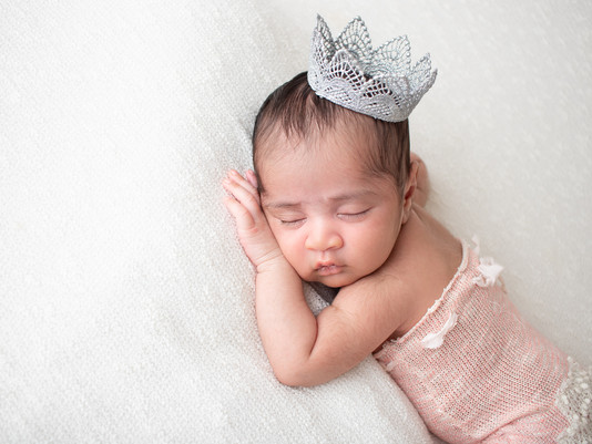 Baby Mukti - Newborn Photography Session