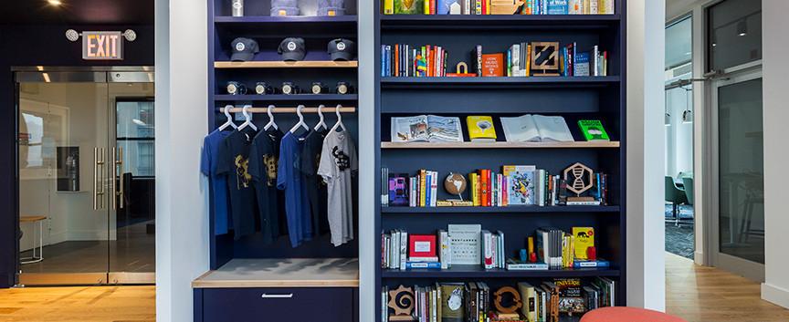 Swag Nook & Library