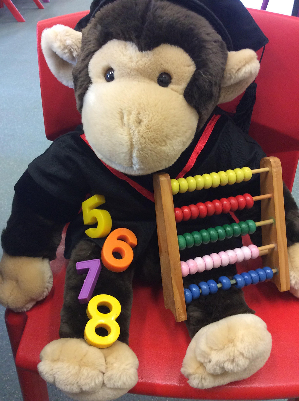 Monty the Maths Monkey