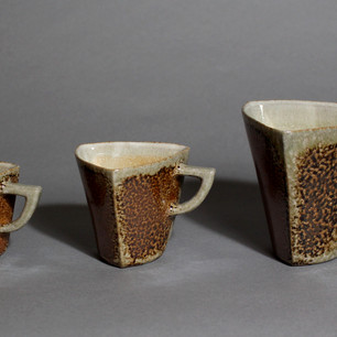 Triangle Coffee Cups