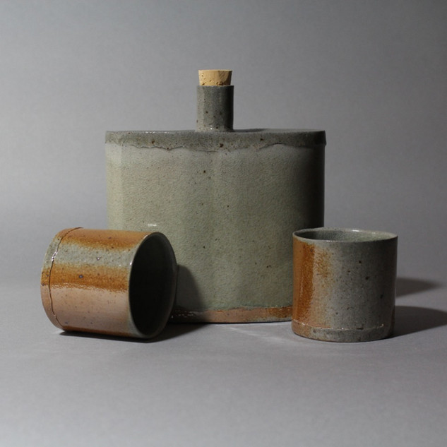 Bottle and Cup Set