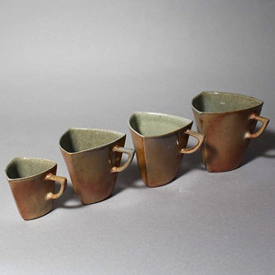 Triangle Coffee Set
