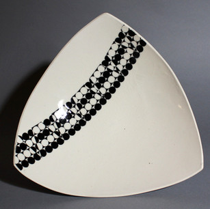 Triangle Serving Platter