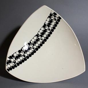 Triangle Serving Platter