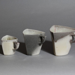 Triangle Coffee Cups