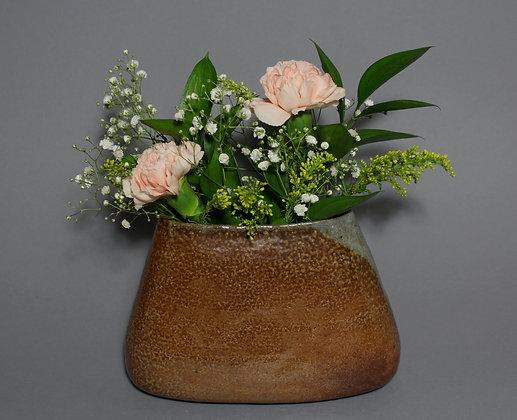 Oval Vase