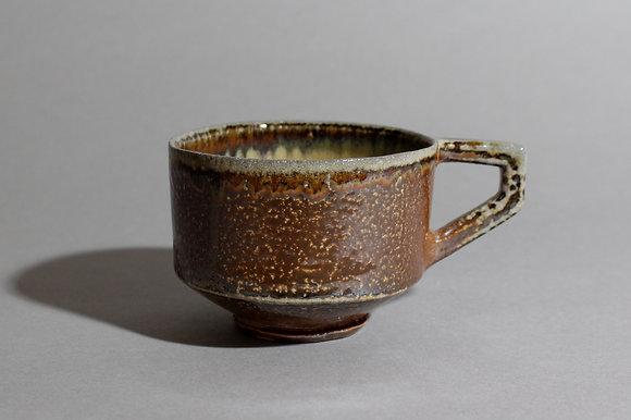 Soda Fired Mug