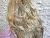 Summer blonde _#summerblondeannarbor #beautifulhairannarbor #paulmitchellcolor #annarborstyle #beststylistannarbor #healthyhairannarbor #hea