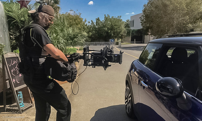 ARRI TRINITY or: How I Learned to Stop Worrying and Love the Rig (2019)