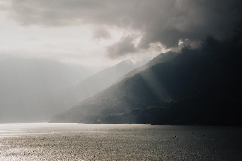 Squamish Rays