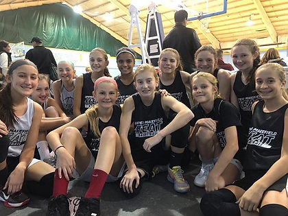 Fall league fun! Great season HEAT! Good