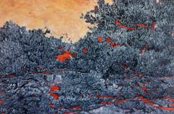 oil on canvas, 20x30 ,  2014