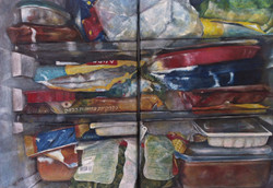 oil on canvas, 2006, 51x35