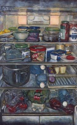 oil on canvas, 2006, 80x50
