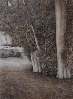oil on canvas, 200x150 2009