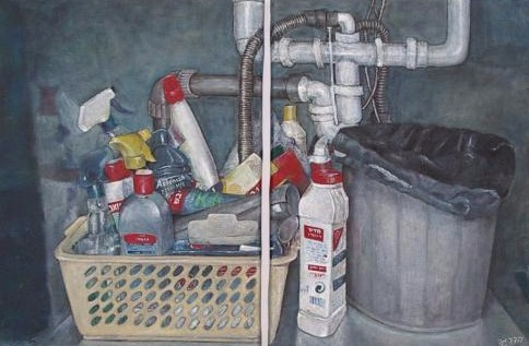 oil on canvas, 2006, 40X60