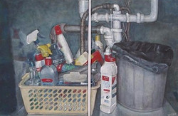 oil on canvas, 2006, 40X60