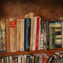 oil on canvas, 2000, 30x30