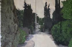 oil on canvas, 160x240, 2008